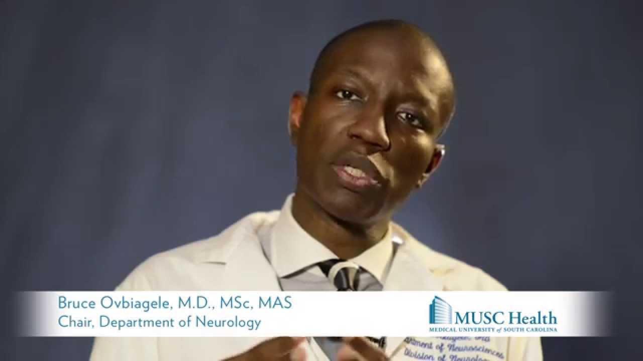 Bruce Ovbiagele , M D , MSc, MAS Physician Profile