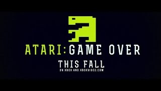 Atari: Game Over - Official Trailer | EN