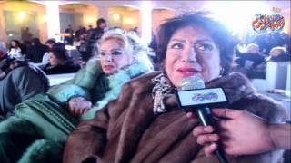 أخبار اليوم | سميحة ايوب تكشف كواليس توزيع جوائز مسابقة