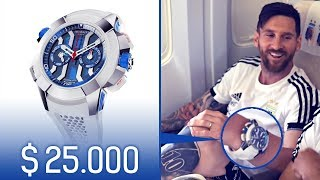 Top Footballers And Their Watches II Part 2 II