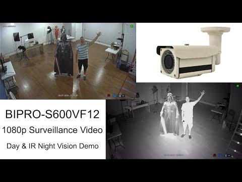 Outdoor Infrared CCTV Camera 1080p HD Video Surveillance