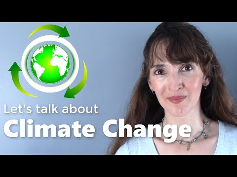 Advanced Conversation with Jennifer on the Environment & Climate Change ??