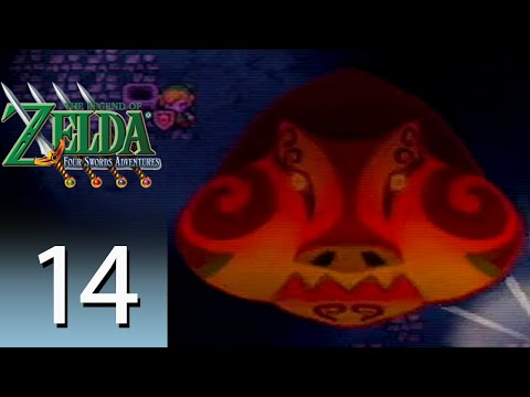 The Legend of Zelda: Four Swords Adventures - Episode 14: The Swamp