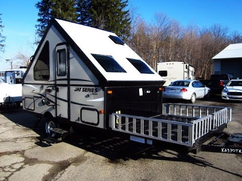 Journeyer Flr Patio Deck Travel Trailer