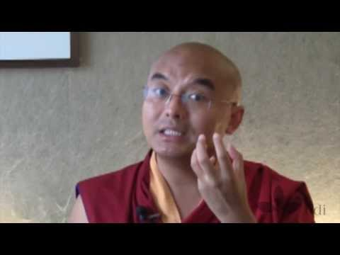 """""""Post Traumatic Stress Disorder"""" - Interview with Yongey Mingyur Rinpoche"""