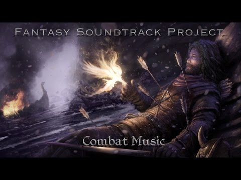 Fantasy Soundtrack Project - Combat Music
