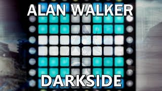 Alan Walker - Darkside (UniPad Launchpad Cover)