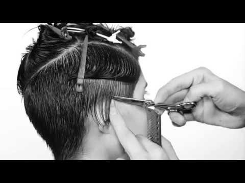 Short Fringe Haircut for Women