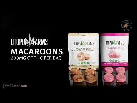 Club M Shop: Utopia Farms Macaroons