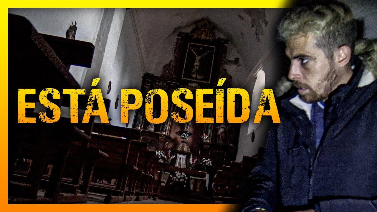 Download ⚠️🆘EL MAL ABSOLUTO ESTÁ en esta IGLESIA ABANDONADA‼️ Investigación Paranormal