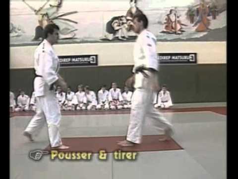 De la ceinture blanche à la ceinture orange en Judo - YouTube ef4b16741bc