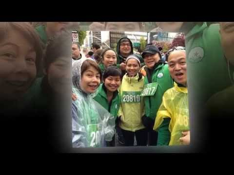 2014 One La Salle Vancouver Sun Run - Good Times Version