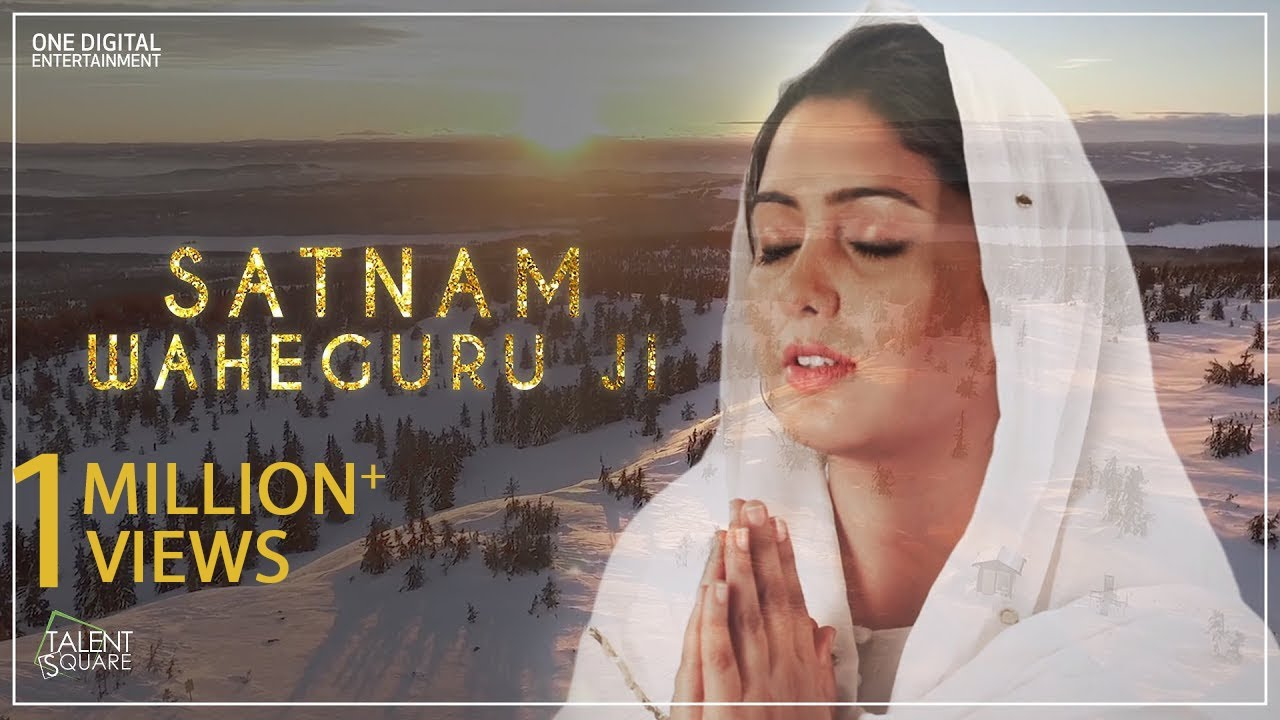 Satnam Waheguru Ji - Harshdeep Kaur | Simran - YouTube