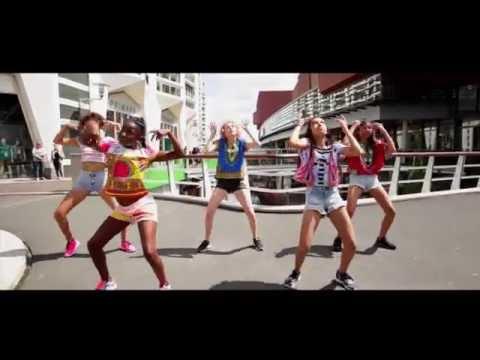 AFROVIBES & FRIENDS 3 || Petit Afro Choreo