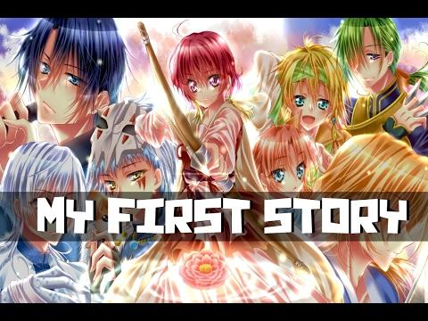 AMV - My First Story - akatsuki no yona