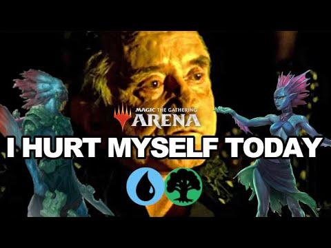 Merfolk Tribal Broke Me 💀 This Is PAIN - Simic Green/Blue - MTG Arena Historic