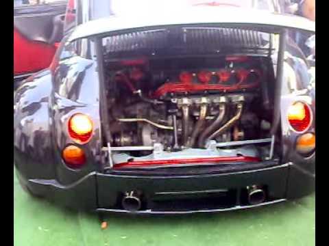 500 V8 FERRARI