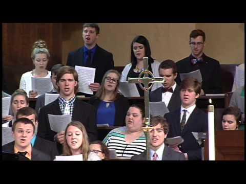 """For Everyone Born"", Wartburg Choir"