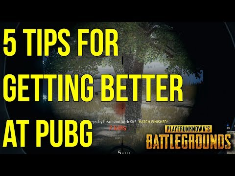 5 Quick Tips For Getting Better At BATTLEGROUNDS