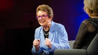 This Tennis Icon Paved the Way for Women in Sports | Billie Jean King | TED Talk