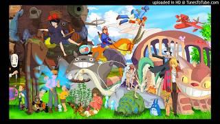 Studio Ghibli - Kiki's Delivery Service ( Jazz )