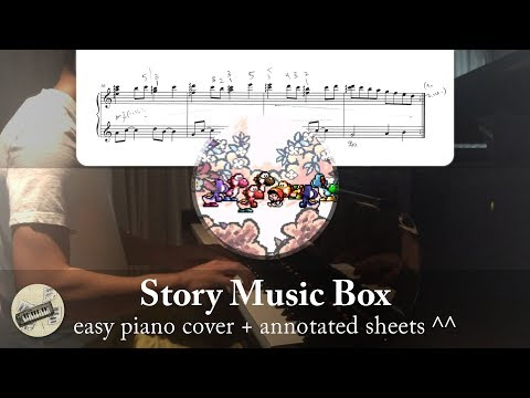 """""""Story Music Box"""" (from """"SMW2: Yoshi's Island"""") 