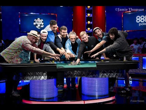 Wsop Final Table 2020