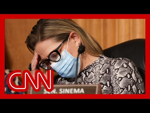 Liberal backlash against Sinema grows