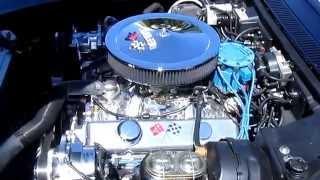1971 Corvette RestoMod Walk-Around