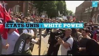 Les groupes d'extrême droite de plus en plus présents aux États-Unis