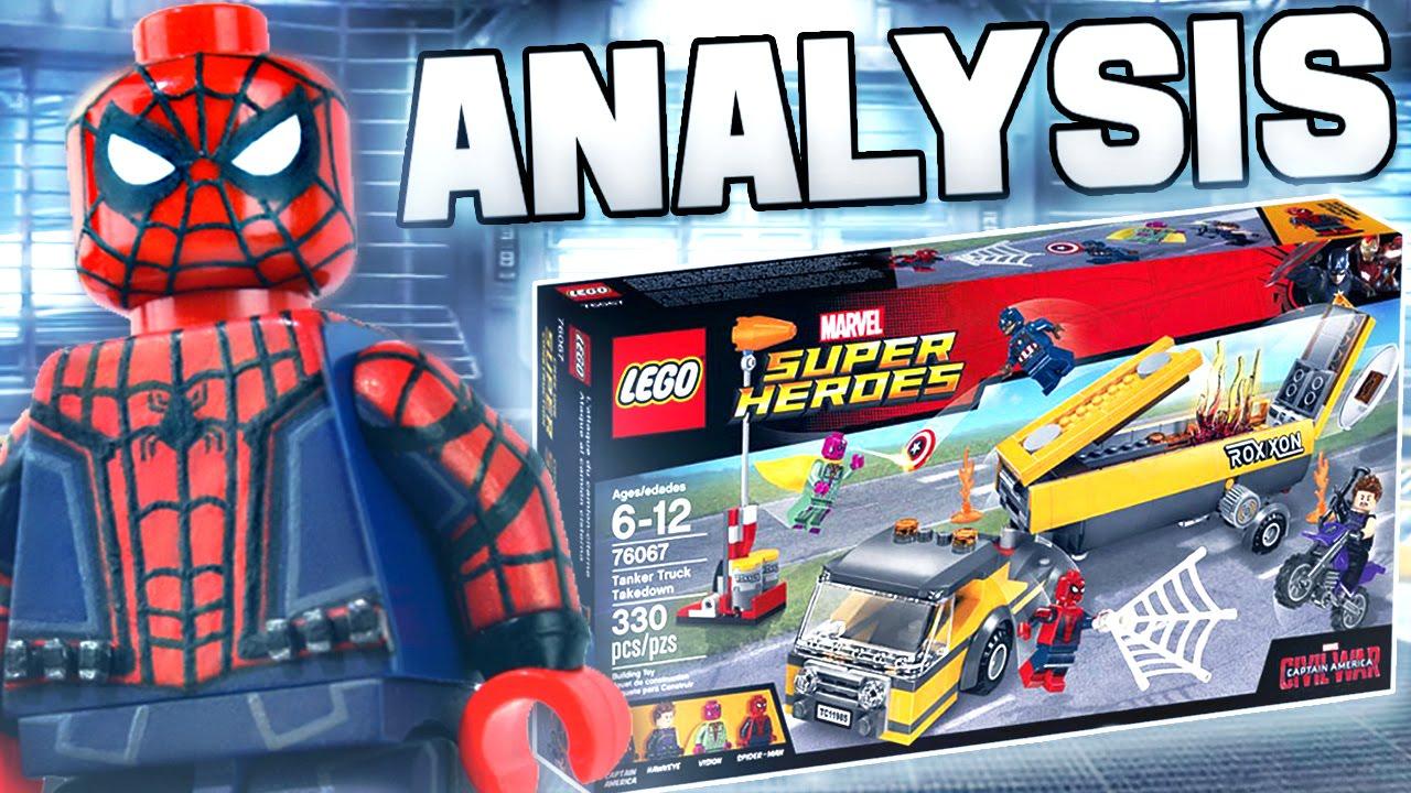 LEGO Civil War : TANKER TRUCK TAKEDOWN - SUMMER SET ANALYSIS!