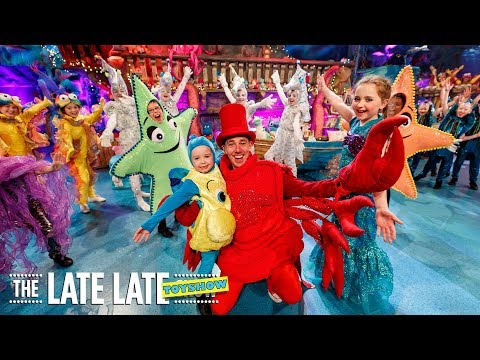 The Late Late Toy Show 2017 Opening Number | The Late Late Toy Show | RTÉ One
