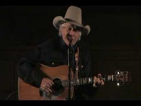 Ramblin' Jack Elliot - Don't Think Twice It's Alright