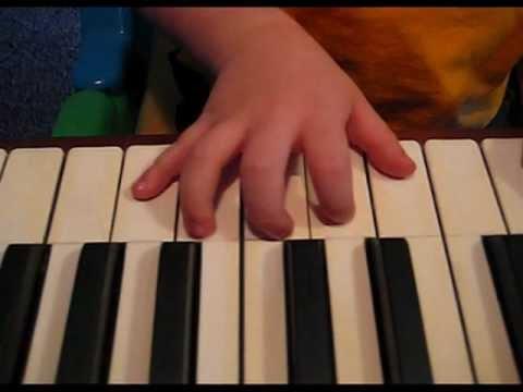 โน๊ตเปียโนเพลงช้าง