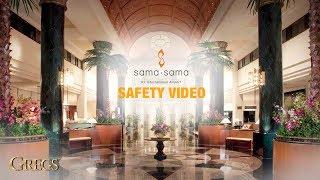 SAMA SAMA Hotel KLIA // Malaysia (Safety Video)