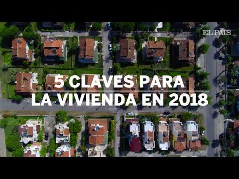 Cinco claves para la vivienda en 2018, según Idealista | Economista