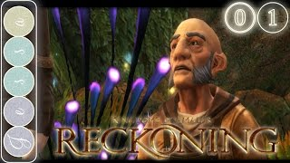 ⓪❶ Let's Play Kingdoms of Amalur: Reckoning 1080p/60 FPS ~ 01 ~ Main Quest - The Well of Souls