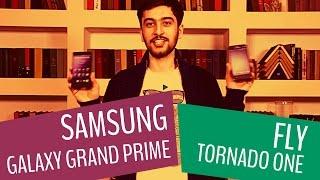 MobiFan #19 — Samsung Galaxy Grand Prime vs Fly Tornado One / Sovetski məhəlləsində söhbət