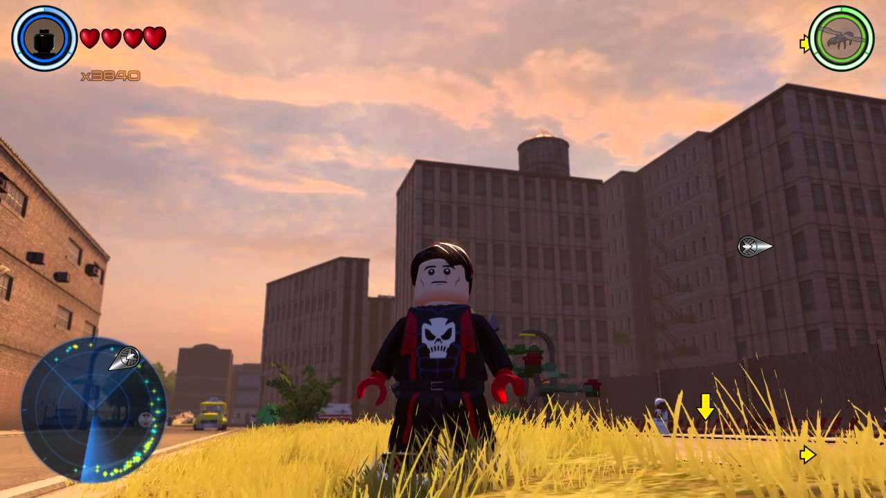 LEGO Marvel's Avengers: Custom Character Deadpool and The ...