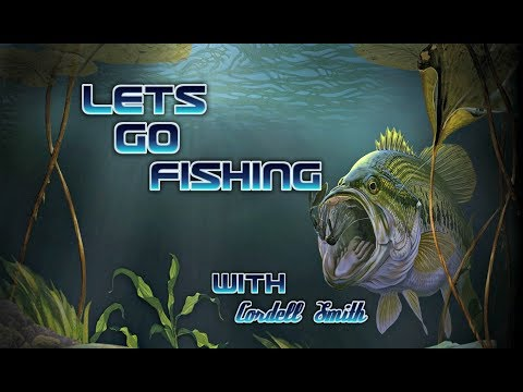 Lets Go Fishing With Cordell Smith: April 23, 2018: Annapolis River.