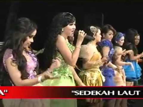 Goyang Morena  All Artist  New Pallapa 2014  Tasik Agung Rembang