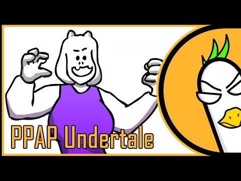 PPAP Song — Undertale Animation Parody