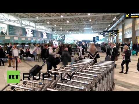 Sweden: Bomb scare at Gothenburg's Landvetter airport