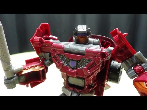 Generations Combiner Wars Deluxe DEAD END: EmGo's Transformers Reviews N' Stuff