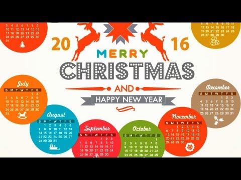 Creative & amazing calendar design - Coreldraw tutorials