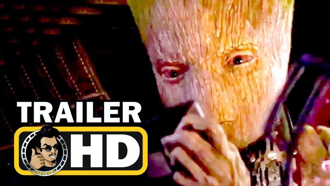 "Download AVENGERS: INFINITY WAR (2018) Official NEW Trailer ""Teen Groot"" |FULL HD| Marvel Superhero Movie"