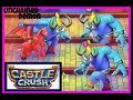 Unchained demon's attack in Castle Crush🤠🤠