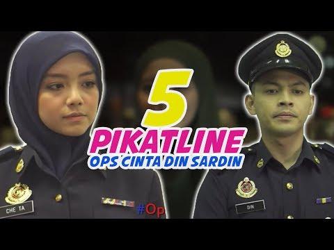 5 #Pikatline | Ops Cinta Din Sardin