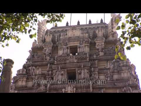 Dodda Basavana Gudi or The Bull Temple of Bangalore