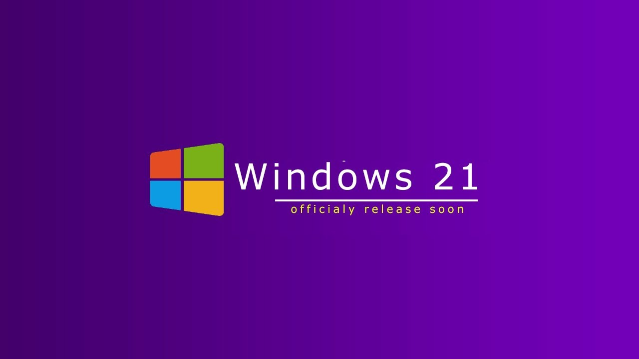 Windows 21 Intro | Windows 21 Official Release Soon !!